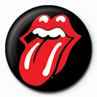Rolling Stones tongue ~ TheQuirkyConfessions.com ~ Mom Blog