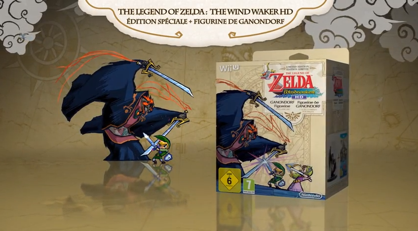 [RECH] Hollow Knight édition simple Switch NTSC-U reprint Wind+Waker+HD+pack+Ganondorf+Figurine