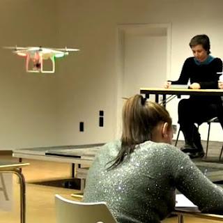 Fazer um drone para espionar