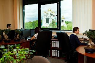 InstaForex Malaysia - gambar dari tingkap pejabat