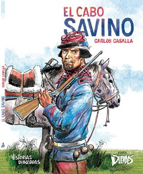 DESTACADO DE 2011: Libro El Cabo Savino, de Carlos Casalla