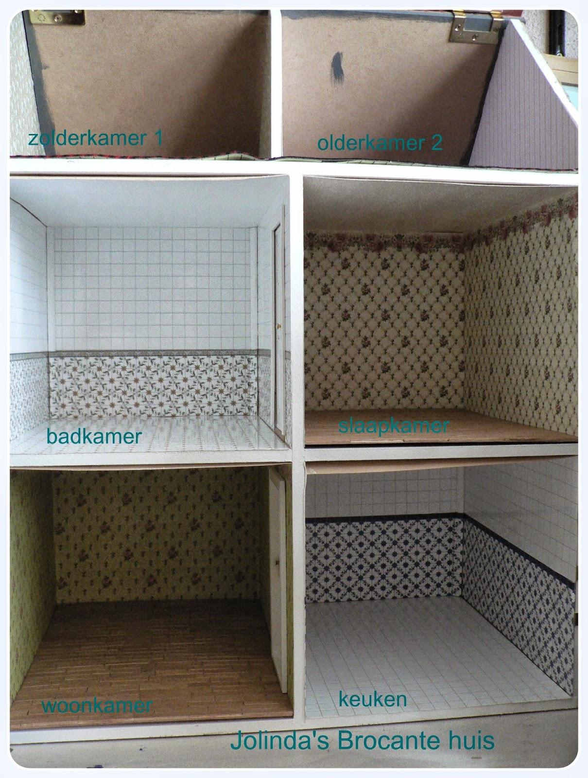Brocante Slaapkamers : Brocante slaapkamer behang mooiste ziet jouw er ...