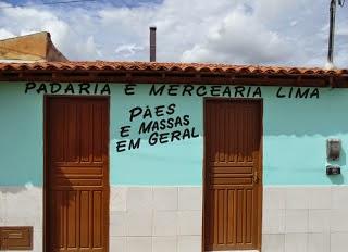 Padaria Lima, do popular Gilmar.