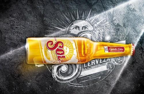 Cerveza Sol, espíritu libre