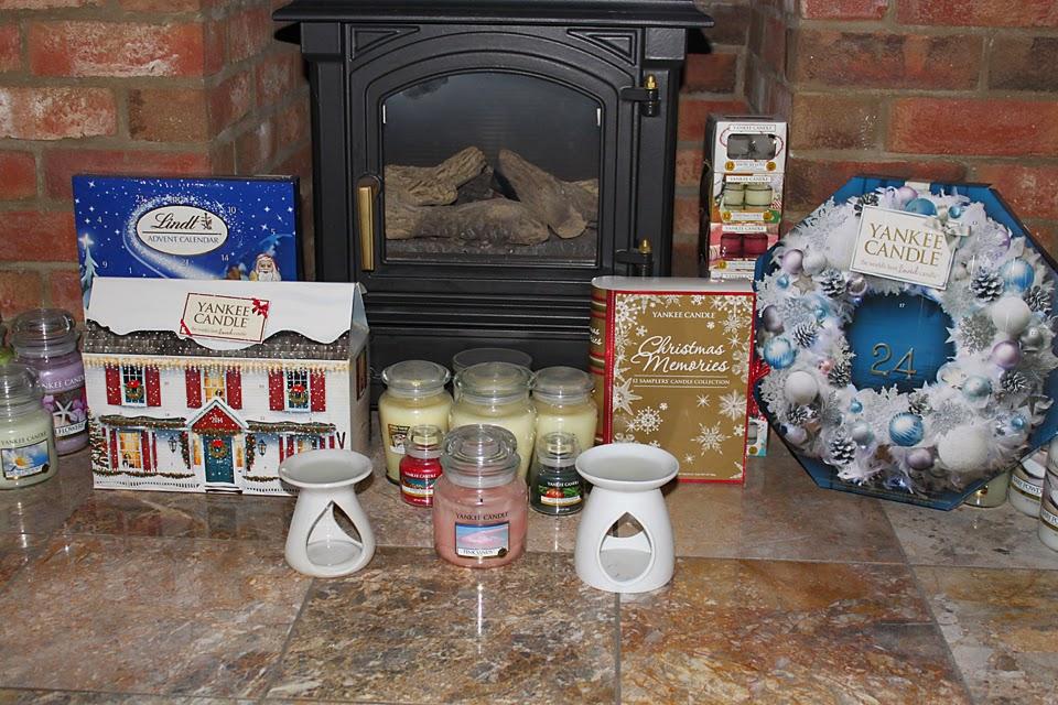 Nilla Forever Yankee Candle Advent Calendar 2014 Christmas Wreath