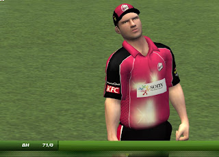 KFC Big Bash League T20 Mini Patch