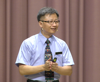 神與我們住在一起_花蓮博愛浸信會主日講道_謝榮泰 牧師