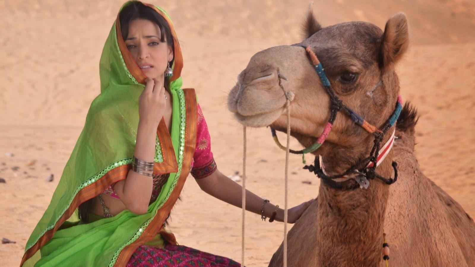 Sanaya Irani As Paro HD Wallpapers Free Download