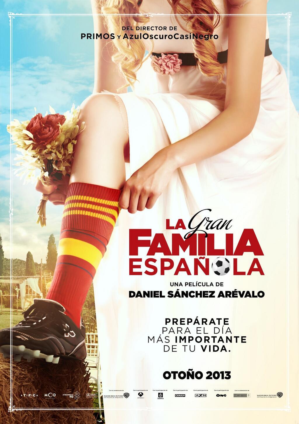 Ver La gran familia española Online
