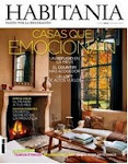 LEFEVRE INTERIORS FEATURED IN SPANISH MAGAZINE HABITANIA 2012