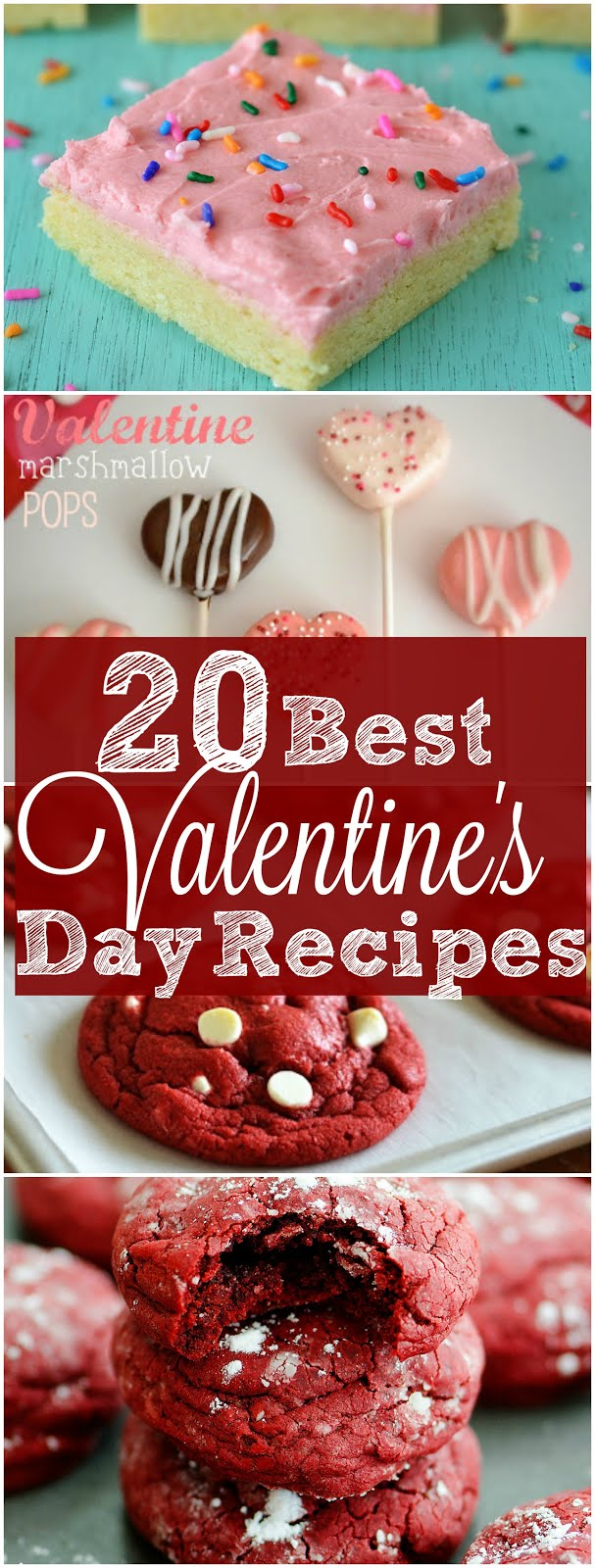 BEST Valentine's Day Desserts!