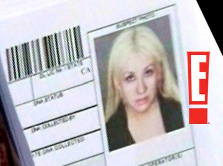 christina aguilera mugshot tmz. Christina Aguilera#39;s