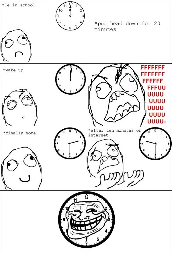 More funny | Meme | Rage Comics: January 2011