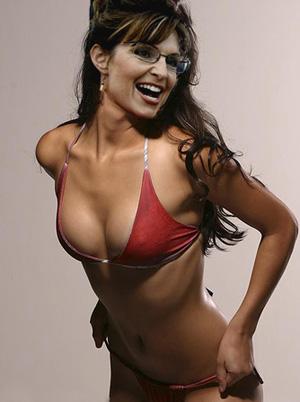 Alaska governor sarah palin naked nude