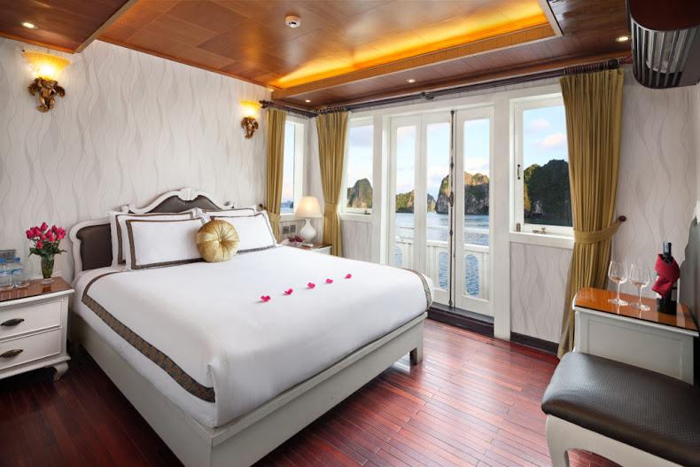 Glamor Star Suite cabin