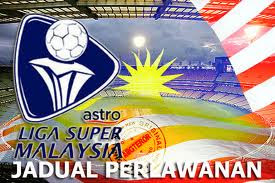jadual perlawanan liga super 6 &amp; 7 julai 2012