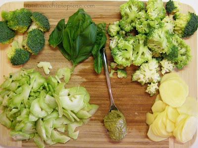 Como fazer um delicioso macarrão com brócolis e pesto!