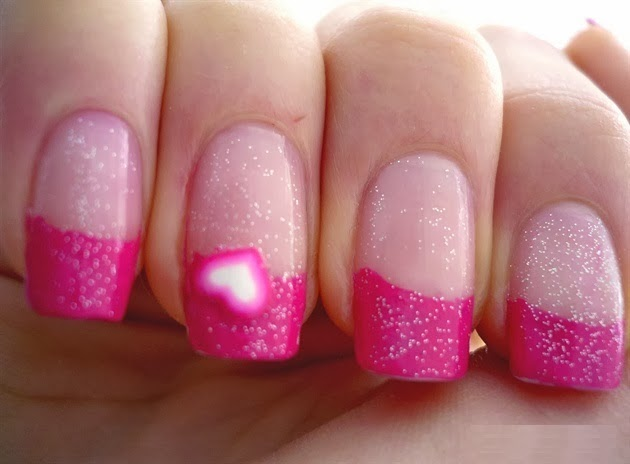 Valentine Nail Art Design Nail And Beauty Ideas