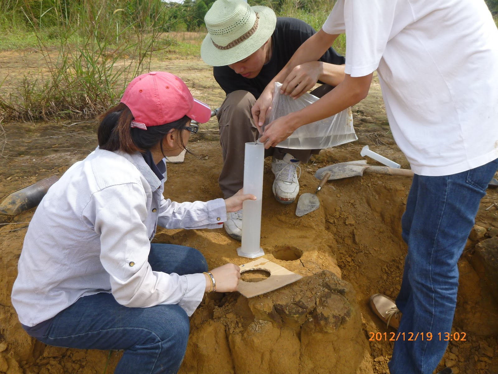 Fyp for drr earthquake engineering utar field in situ for 98 soil compaction