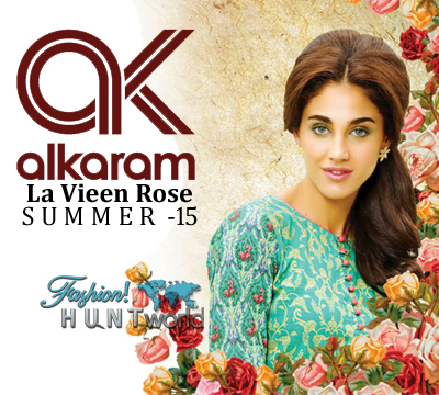 Al Karam La Vieen Rose 2015 Vol-2 Catalogue