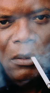 samuel l. jackson smoking