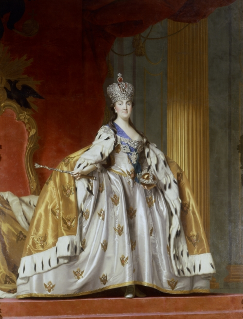 a history of the reign of catherine the great a russian empress 10 achievements of russian empress catherine the great including her leader in the history of of catherine ii's reign, the russian empire had grown.