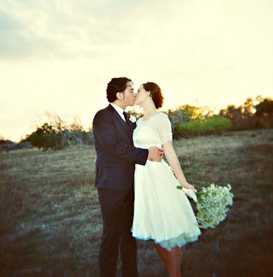 wedding holga images