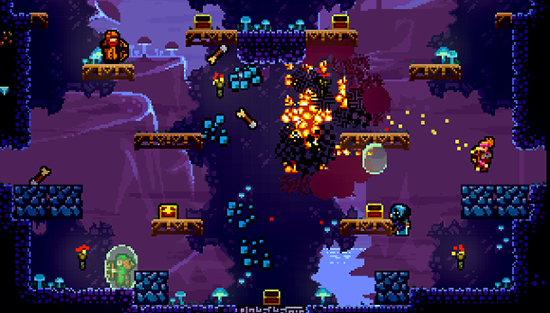 Towerfall Ascension Ver 1.1.15.2 Screenshot 1