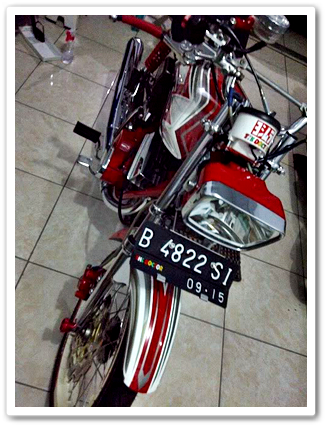 Gambar Motor Modifikasi RX King 003