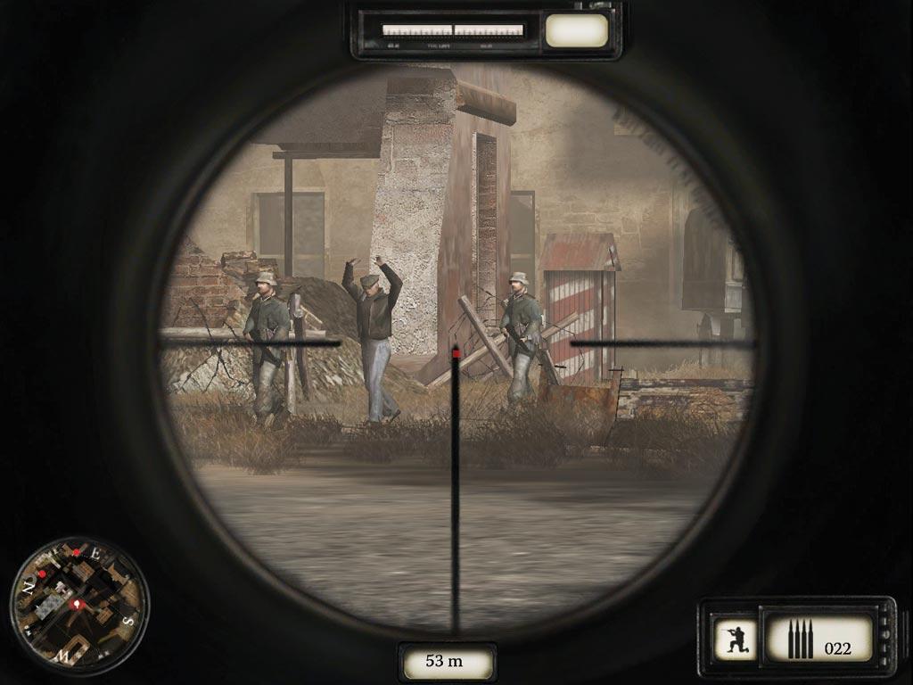 free online sniper games