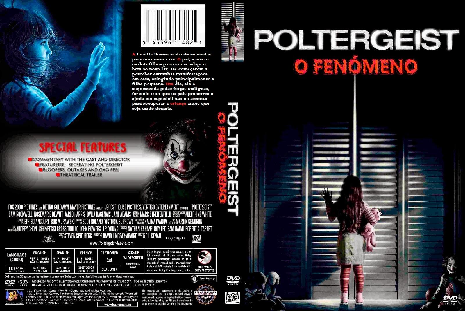 Download Poltergeist O Fenômeno BDRip XviD Dual Áudio POLTERGEIST