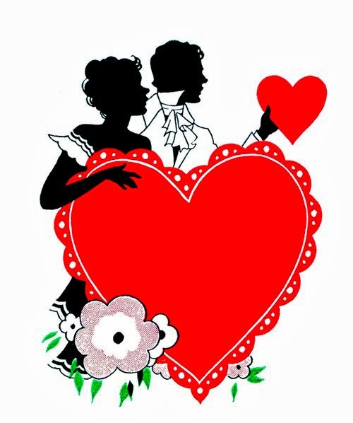 Beautiful Christian Valentine's Day Clipart 2014