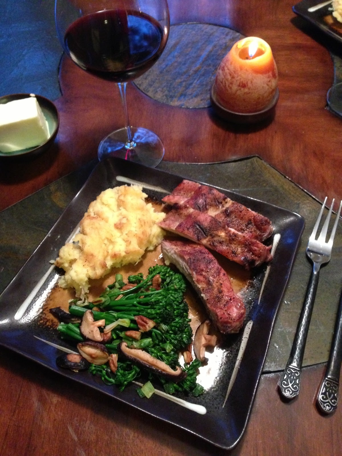 Paleo zone smoked mashed potatoes ribs forumfinder Image collections