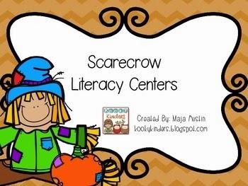 http://www.teacherspayteachers.com/Product/Scarecrow-Literacy-Centers-1482159