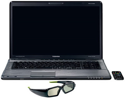 Toshiba Satellite P700 Laptop