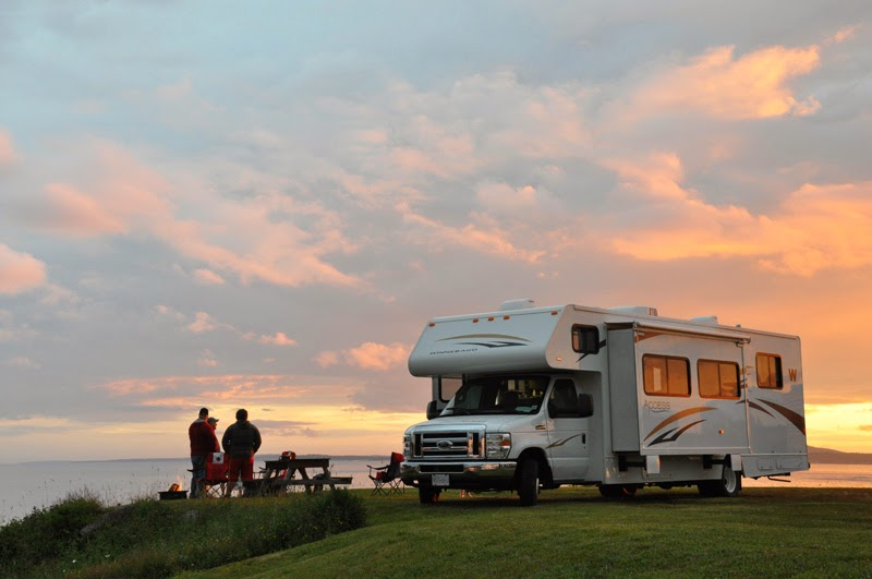 Tips for Having a Safe, Exciting RV Adventure