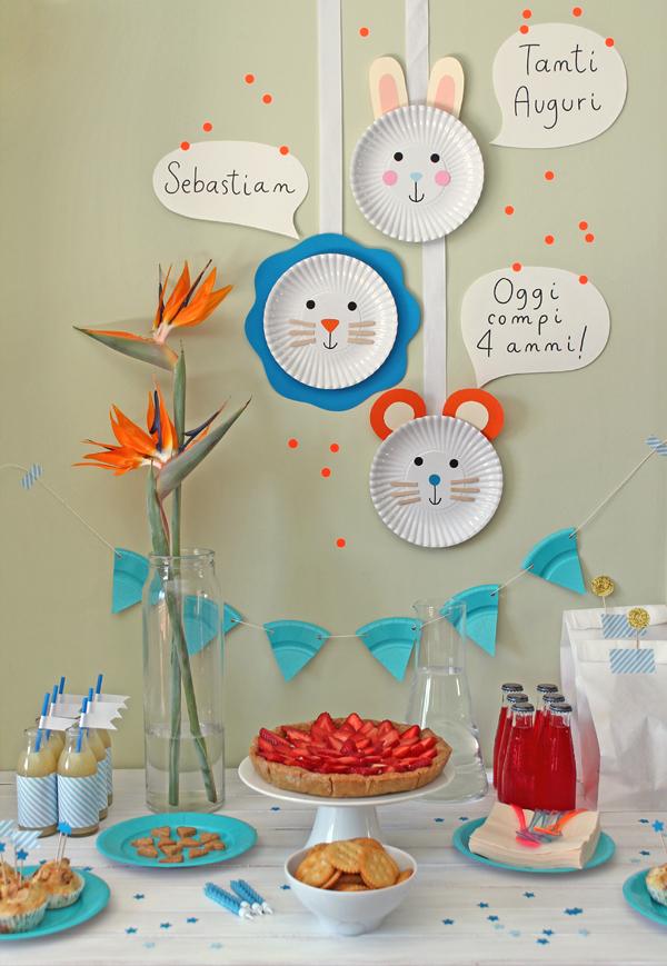 Decoraci n de fiesta infantil f cil f cil - Blog decoracion infantil ...