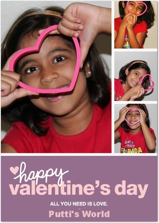 DIY Valentines Day Photo Cards Kids