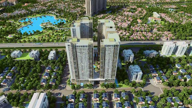 Dự án chung cư Eco Green City Nguyễn Xiển
