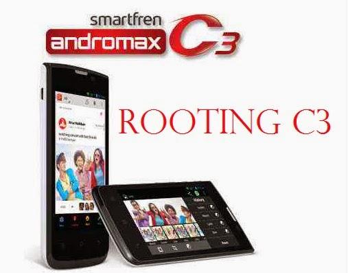 Root Smartfren Andromax C3 Cepat dan Aman
