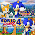 Tổng hợp 2 bản game Sonic 4 Episode I và II cho LG L3 (Game android)