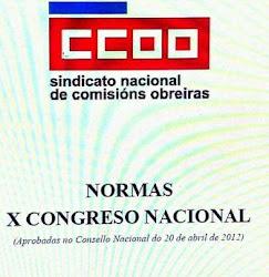 X Congreso Sindicato Nacional