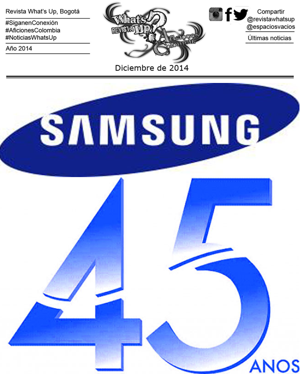 Samsung-cumple-45-año-innovación-trayendo-recientes-innovaciones-país