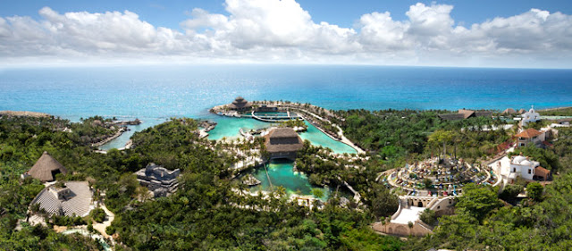 xcaret riviera maya que visitar