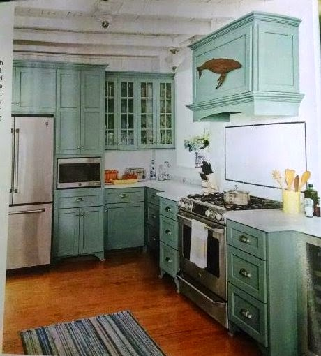 Pale Blue Kitchen Cabinets Quicua