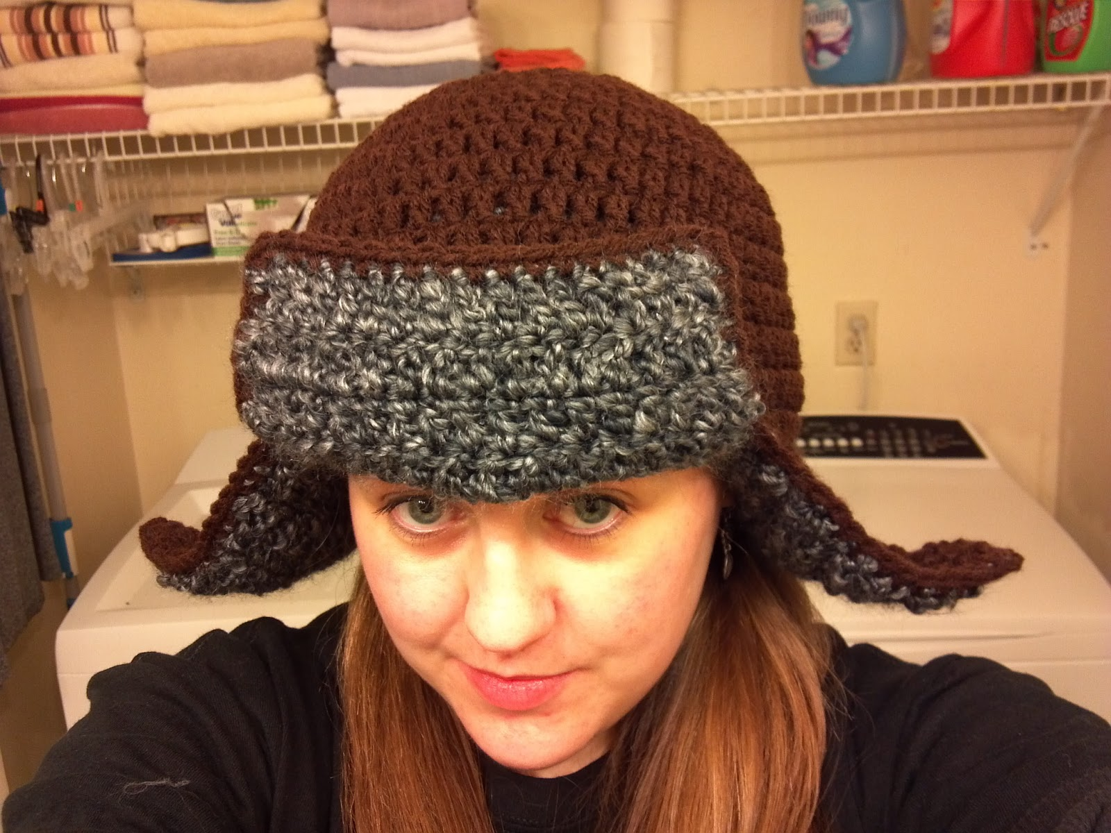Made By Smree: Bofur Inspired Hat Pattern