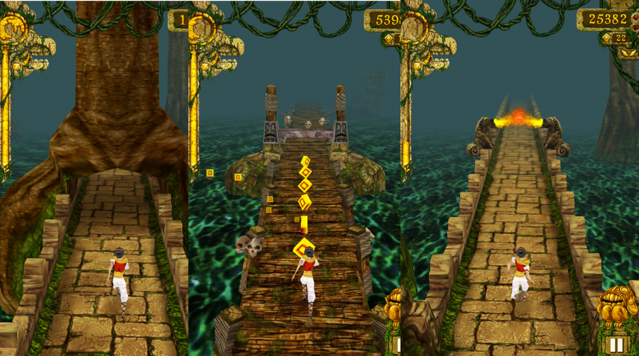 play temple run game free online