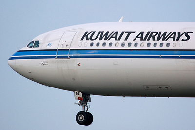 Maskapai Kuwait Berhak Tolak Penumpang Warga Israel