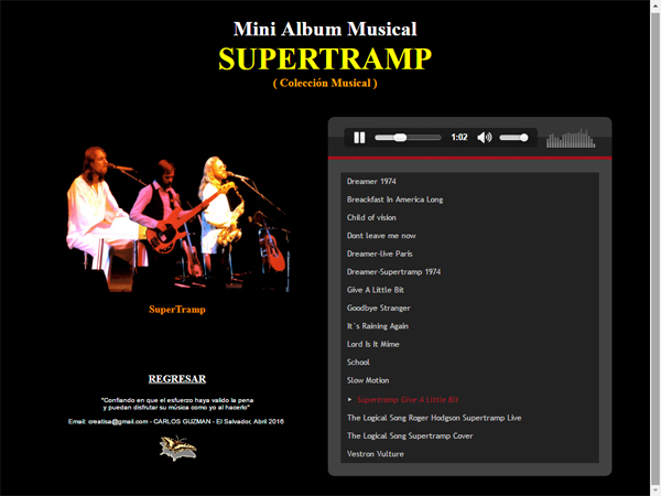 <br><br>SUPERTRAMP