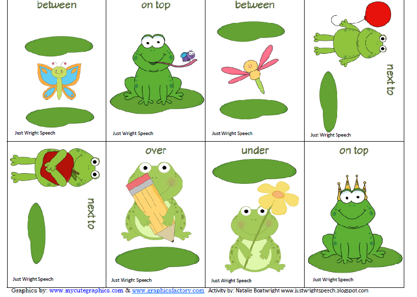 Straight Up Speech: Mr Froggie Says... An activity review and giveaway